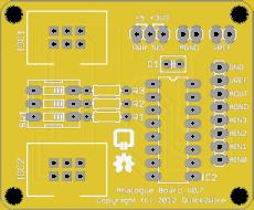 pcf8591 board