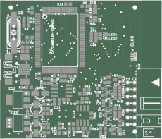 Xilinx DLC9 5x5 version