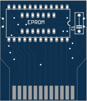 Atari 2600 4K PCB