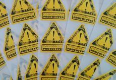 Dangerous Prototypes stickers