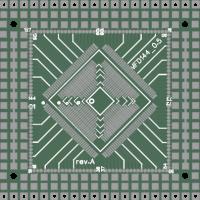 QFP144 to DIP adaptor 2 Rev A