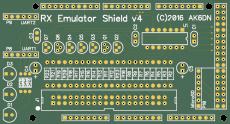 RX02 Emulator PCB Shield