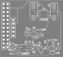 STM32 nucleo adc opamp